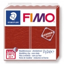 Mod.masse Fimo leather effect rost